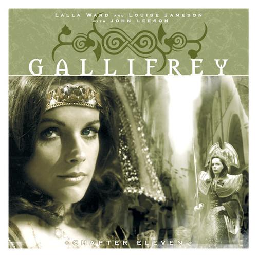 Gallifrey 3.2 - Warfare - Big Finish Audio CD