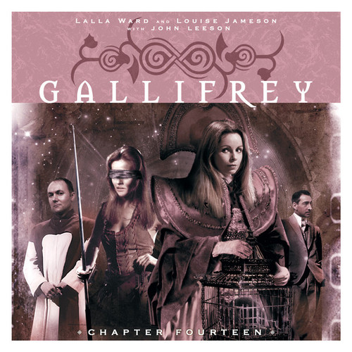 Gallifrey 3.5 - Panacea - Big Finish Audio CD