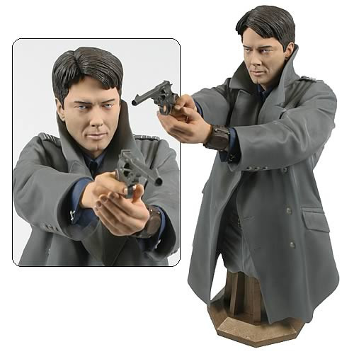 Torchwood Masterpiece Collection Bust - Captain Jack - John Barrowman