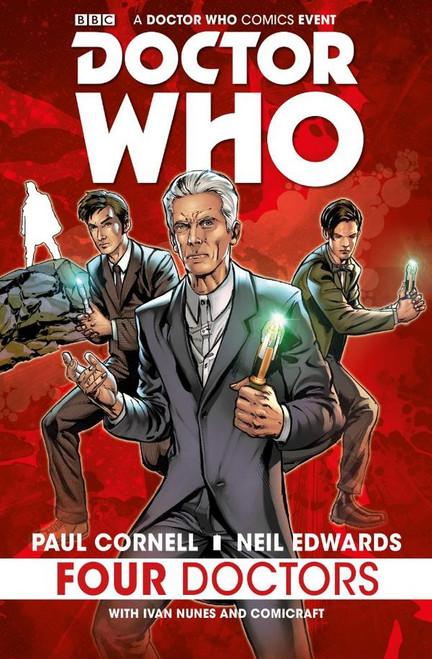 Four Doctors 2015 Event Titan Comics Vol 1