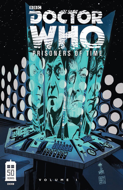 Prisoners of Time Volume 1 IDW Graphic Novel