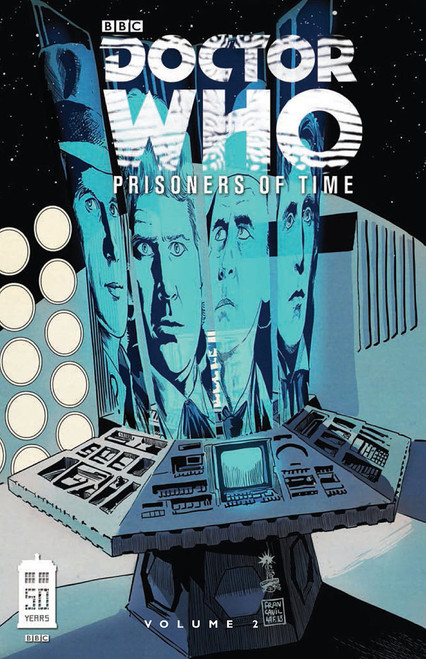 Prisoners of Time Volume 2 Graphic Novel