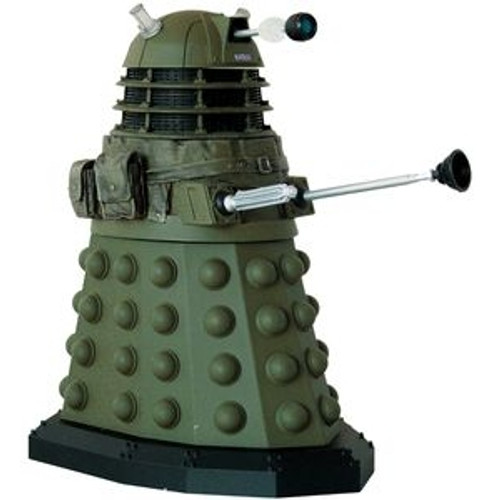 Dalek Ironside - Series 5 Action Figure - Character Options