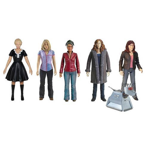 The Companion Set - Includes 6 Action Figures - from Character Options