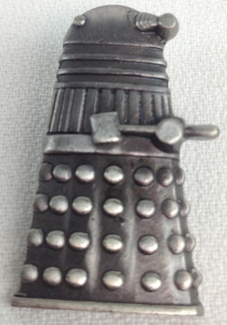 Pewter Dalek Pin