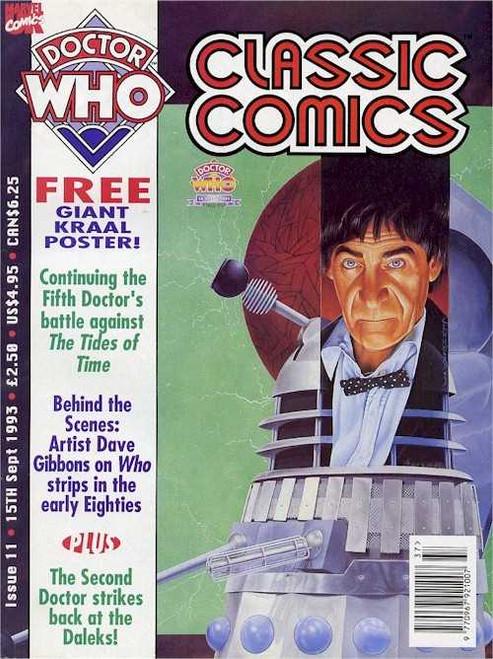 Doctor Who Classic Comics #11