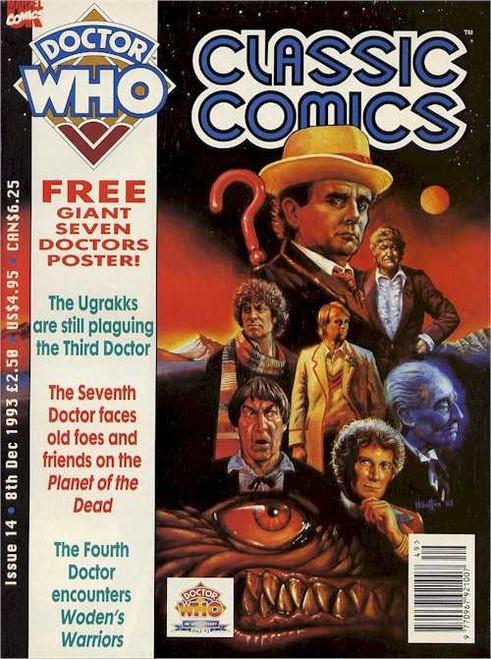 Doctor Who Classic Comics #14