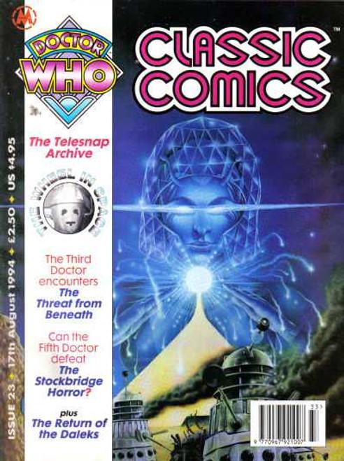Doctor Who Classic Comics #23