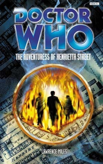 Doctor Who BBC Books: Adventuress of Henrietta Street - 8th Doctor