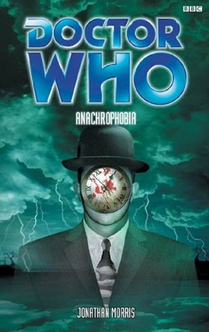 Doctor Who BBC Books: Anachrophobia - 8th Doctor