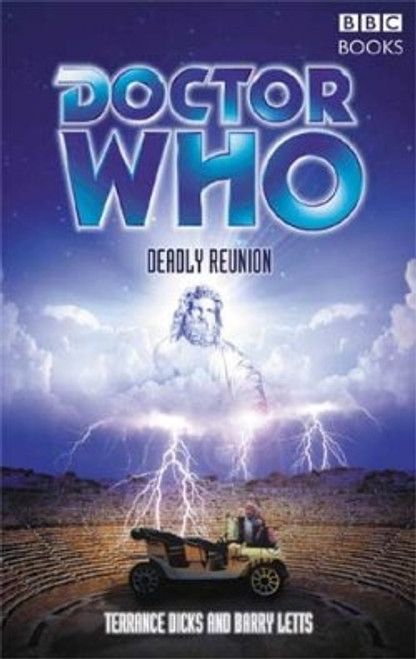 Doctor Who BBC Books: Deadly Reunion - 3rd Doctor