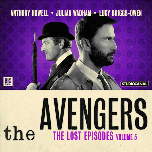 The Avengers - The Lost Episodes: Series 5 Boxed Set- Big Finish Audio CD