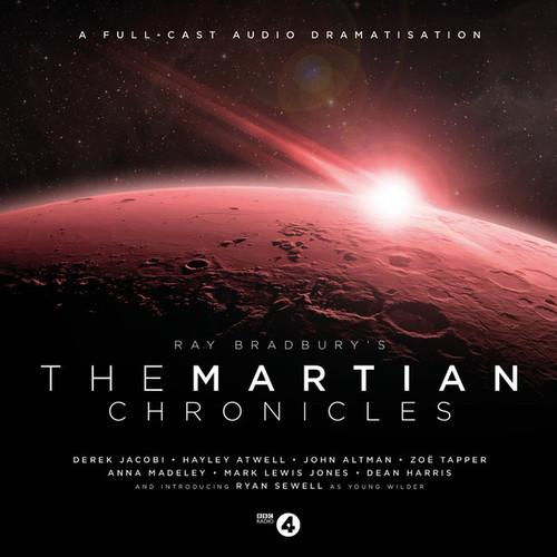 THE MARTIAN CHRONICLES Starring Derek Jacobi and Hayley Atwell - Big Finish Audio Drama CD