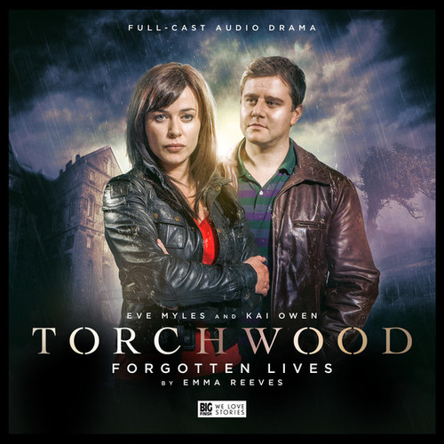 Torchwood: Forgotten Lives 1.3 - Big Finish Audio CD