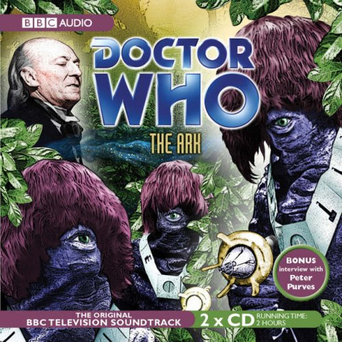 The Ark - Original Television Soundtrack - BBC Audio CD
