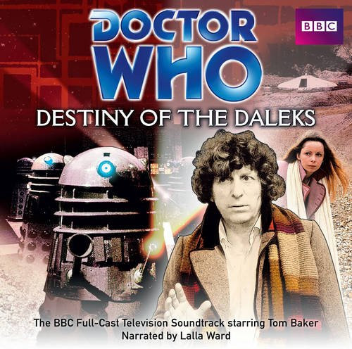 Destiny of the Daleks - Original Television Soundtrack - BBC Audio CD