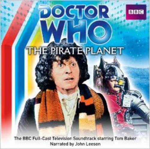 The Pirate Planet - Original Television Soundtrack - BBC Audio CD