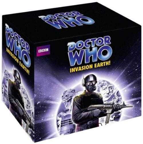 Invasion Earth - BBC Audiobooks - Three stories on 12 CDs