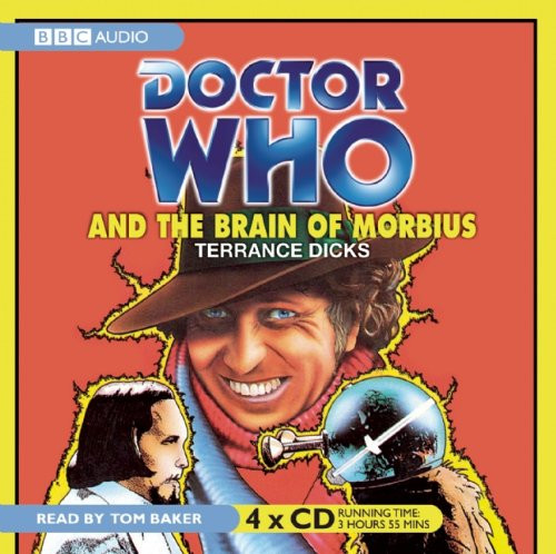 Doctor Who And the Brain of Morbius - BBC Audio CD read by Tom Baker