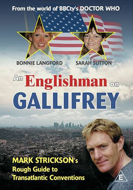 An Englishman on Gallifrey - Reeltime Productions DVD