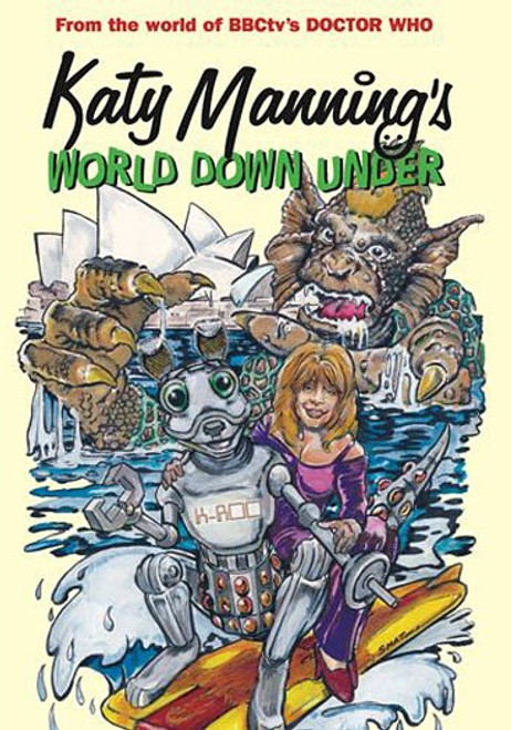 Katy Manning's World Down Under - Reeltime Productions DVD