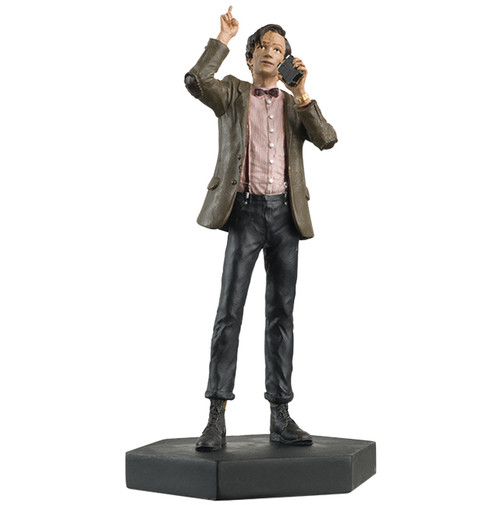 11th Doctor - Figurine 1:21 Scale - Eaglemoss #1