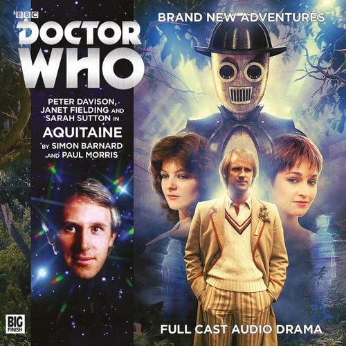 Aquitaine Audio CD - Big Finish #209