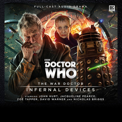 The War Doctor Vol. 2: Infernal Devices - Big Finish Audio