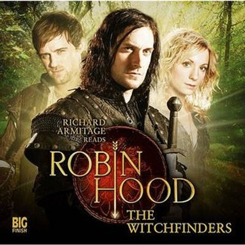 Big Finish - Robin Hood: The Witchfinders Audio CD #1.1