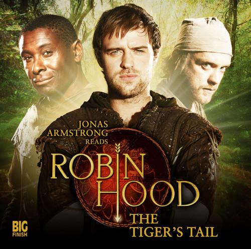 Big Finish - Robin Hood: The Tiger's Tail Audio CD #1.2