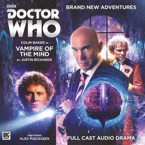 Vampire of the Mind Audio CD - Big Finish #212