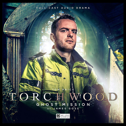 Torchwood: Ghost Mission 2.3 - Big Finish Audio CD