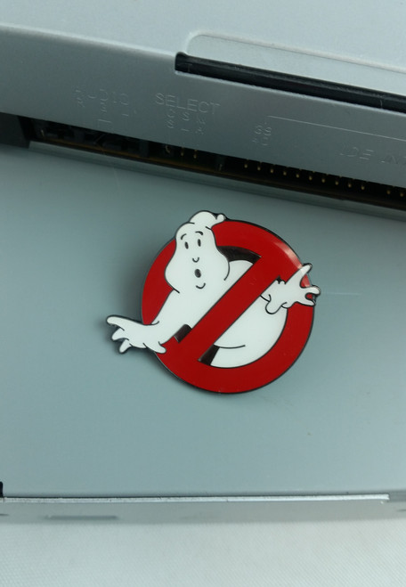 Ghostbusters Enamel Pin