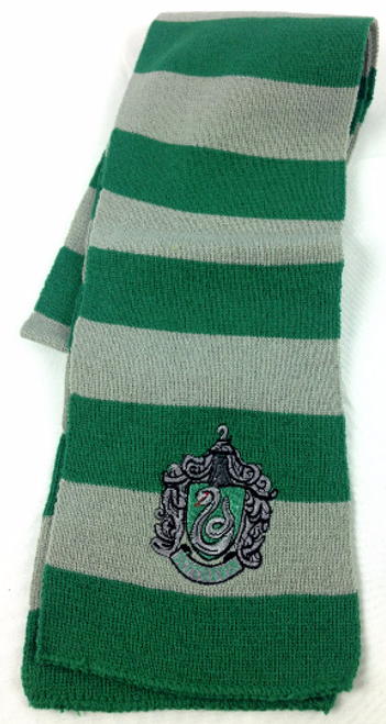Harry Potter - Slytherin House Scarf