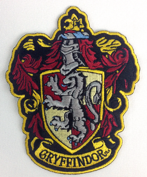 Harry Potter - Gryffindor Patch