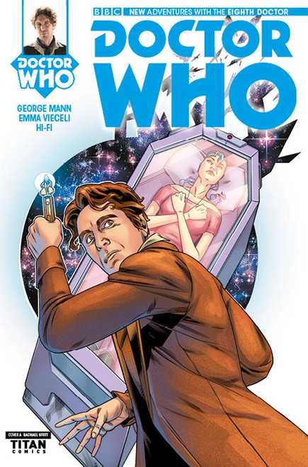 8th Doctor Titan Comics #5
