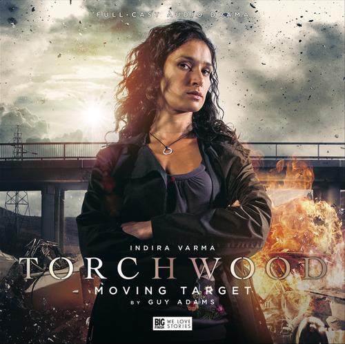 Torchwood: Moving Target 2.4 - Big Finish Audio CD