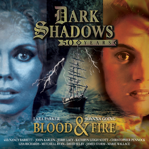 Dark Shadows: Blood & Fire - Audio CD 50th Anniversary Special from Big Finish