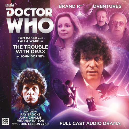 4th Doctor Stories: #5.6 The Trouble With Drax
