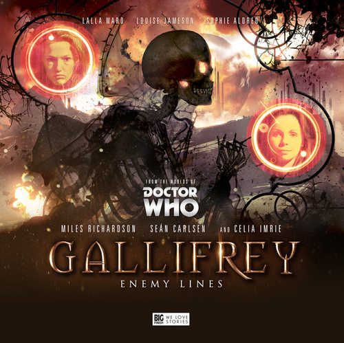 Gallifrey Series 8: Enemy Lines - Big Finish Audio CD