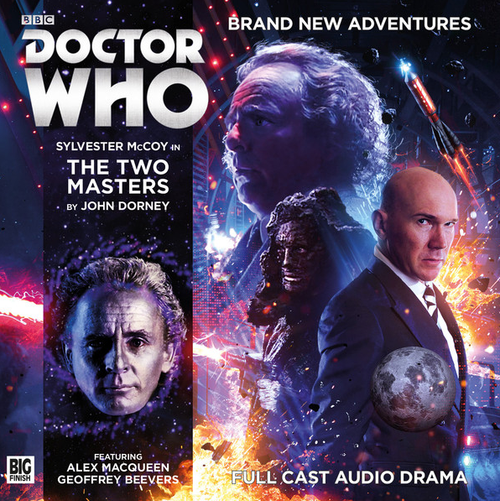 The Two Masters Audio CD - Big Finish #213