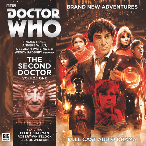 Companion Chronicles - The Second Doctor: Volume 1 - Big Finish Audio CD