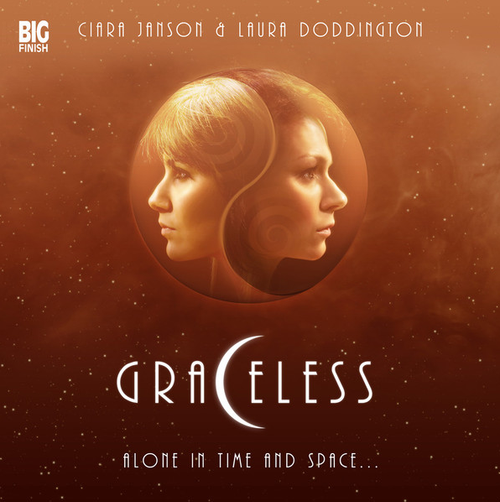 GRACELESS: Alone in Time and Space - Big Finish Audio Boxed Set #1