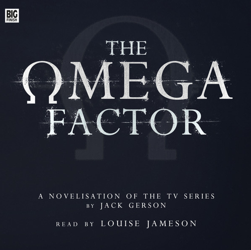 THE OMEGA FACTOR - Read by Louise Jameson - Big Finish Audio Book CD Set