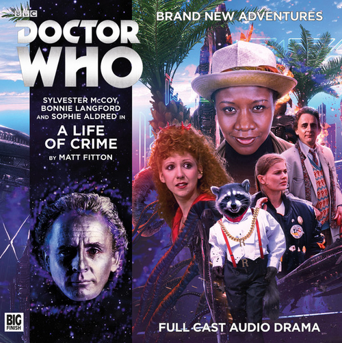 A Life of Crime Audio CD - Big Finish #214