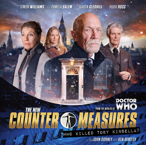The New Counter Measures: Who Killed Toby Kinsella?  - Big Finish Audio CD
