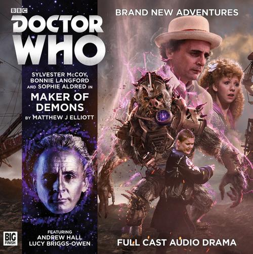 Maker of Demons Audio CD - Big Finish #216