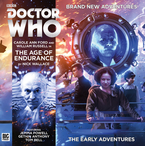 The Early Adventures #3.1 - The Isos Network - Big Finish Audio CD