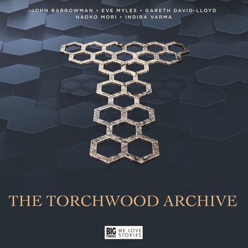 The Torchwood Archive - Big Finish Audio CD