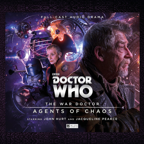 The War Doctor Vol. 3: Agents of Chaos - Big Finish Audio